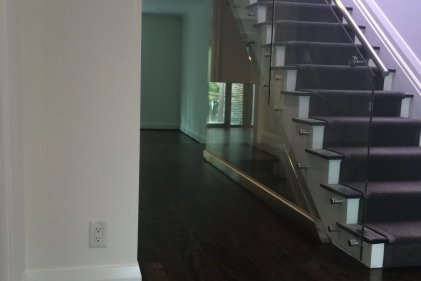 Interior & Stairs Renovations