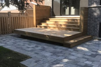 Deck and Patio in Toronto