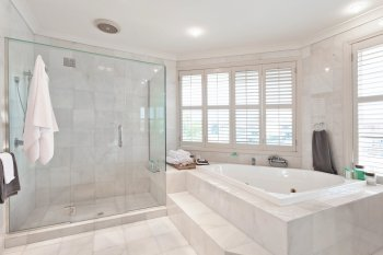 Modern Bathroom Project in Richmond Hill